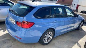 BMW 318D SW 2014 2