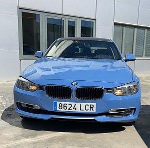 BMW 318D SW 2014 4