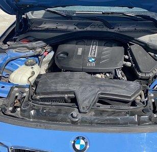 BMW 318D SW 2014 7 MOTOR