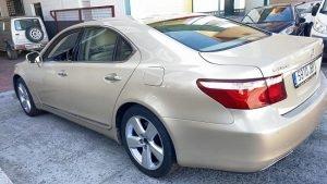 Lexus LS 460 2012 1