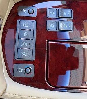 Lexus LS 460 2012 4