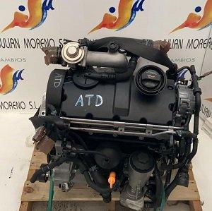 Motor Completo Volkswagen Golf IV 101CV 2000-2005
