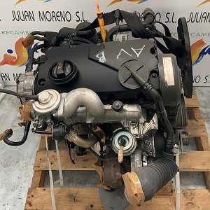 Motor Completo Skoda SUPERB I 101CV 2002-2005