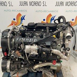 Motor Completo Fiat Ducato 131cv 2013