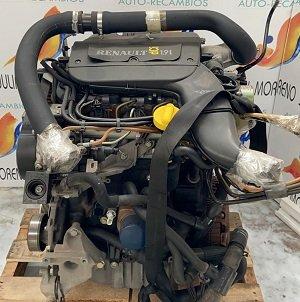 Motor Completo Renault Kangoo 4x4 80CV 2001-2005