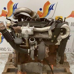 Motor Completo Renault Megane II 101cv 2003-2008