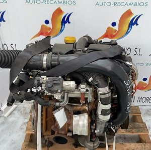 Motor Completo Dacia LODGY 110CV 2015