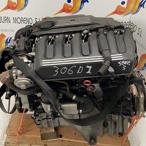 Motor Completo BMW 530D 184cv 1998-2000