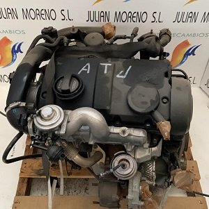 Motor Completo Audi A4 116cv 2000