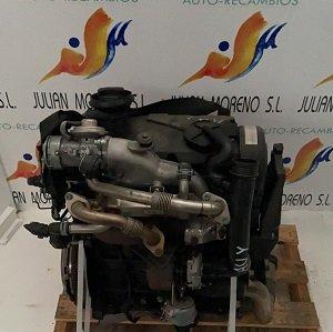 Motor Completo Seat Alhambra 115cv 2000-2010