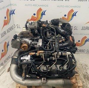 Motor Completo Volkswagen Touareg 225cv 2004-2010