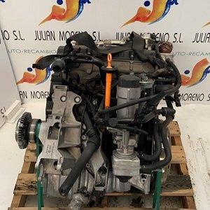 MOTOR COMPLETO Skoda Superb 1 115cv 2007