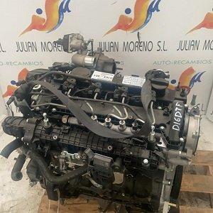 Motor Completo Sangyong Tivoli 136cv 2019