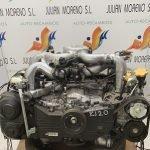 Motor Completo Subaru Impreza 225cv 2002-2007