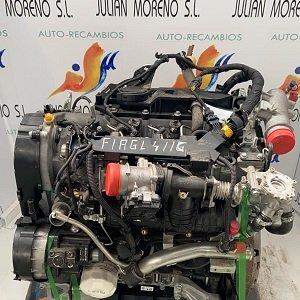 Motor Completo Fiat Ducato 150cv 2016