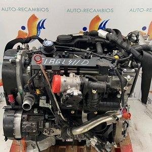 Motor Completo Fiat Ducato 131cv 2014
