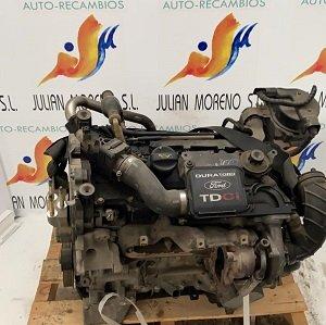 Motor Completo Ford Fiesta V 68cv 2001-2008