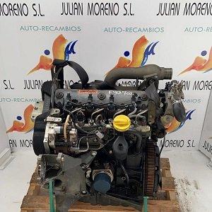 Motor Completo Renault Traffic II 101cv 2002