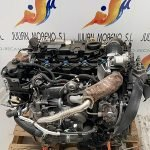 Motor Completo Ford Transit Courier 95cv 2015