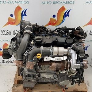Motor Completo Ford Transit Courier 95cv 2015