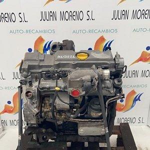 Motor Completo Opel Astra G 125cv 2002-2005